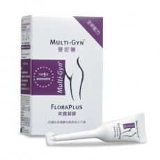Multi-Gyn FloraPlus 曼妮馨 芙露凝膠